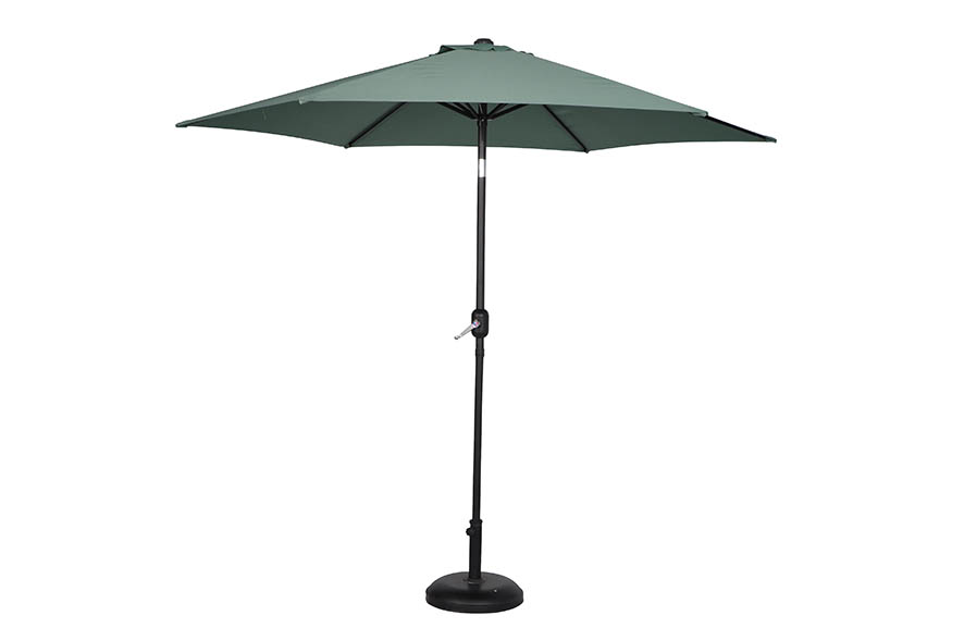 2.5M steel umbrella
